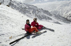 Ski Tour in Dizin Ski Resort - 5 Days